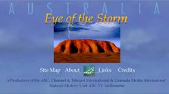 Eye of storm