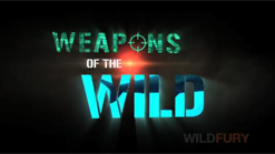 Weapons of the wild