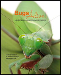Bugs alive book